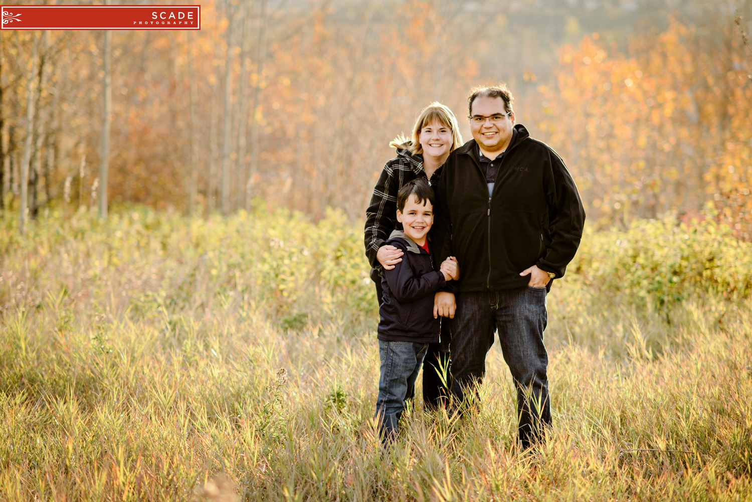 Edmonton Fall Family Photography -