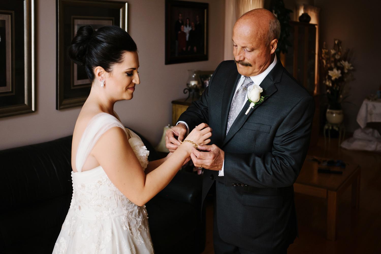 Edmonton River Valley Wedding - Amie and Alex -