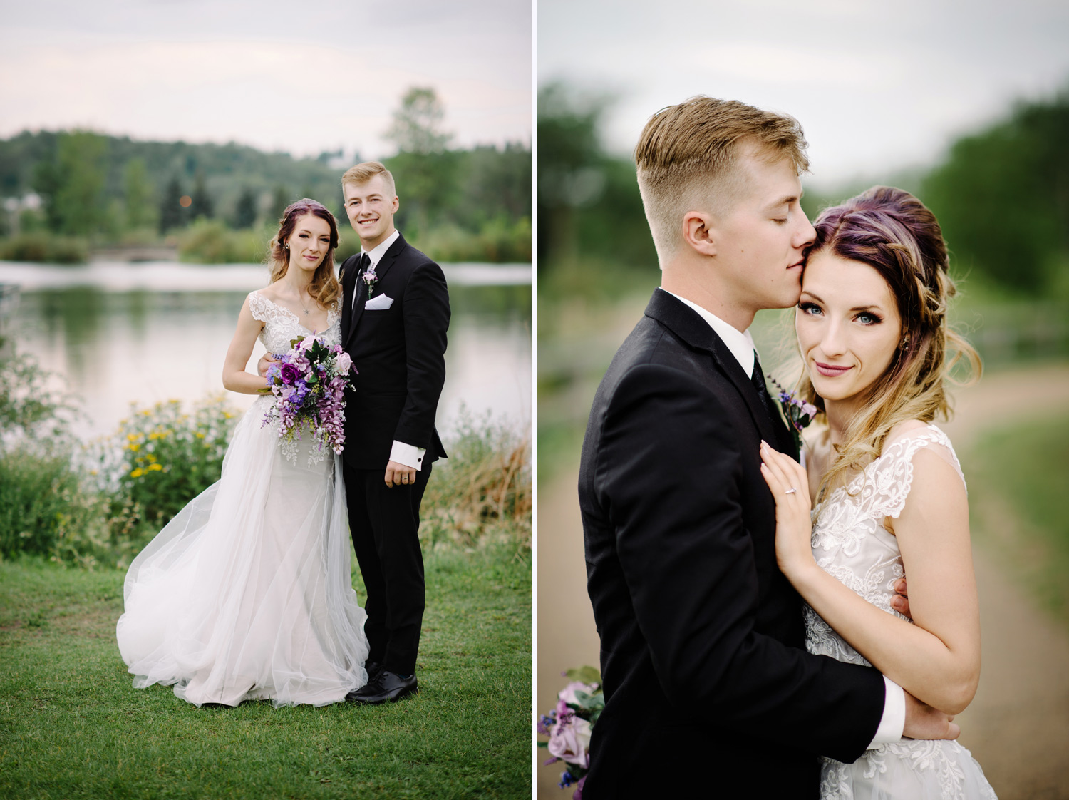 Edmonton Wedding Photography - Rundle Park - Isabel and Ryan