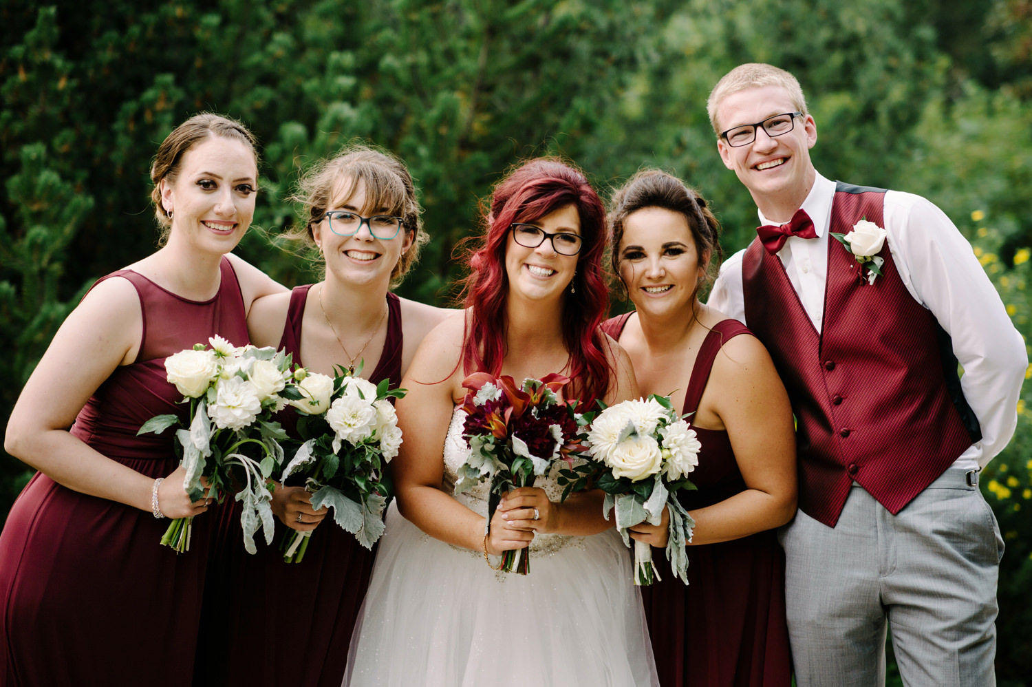 Sherwood Park Acreage Wedding