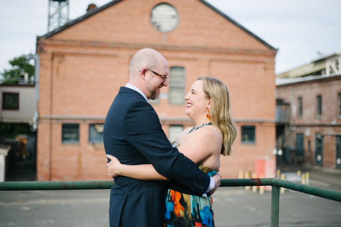Mare Island Engagement Session