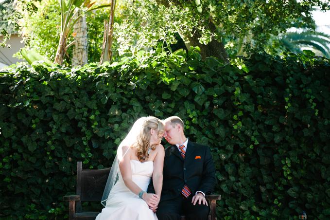 Menlo Park Wedding