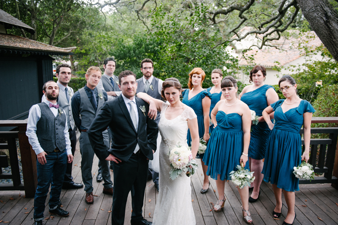 Piedmont Community Hall Wedding