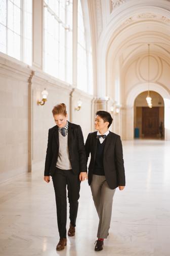 San Francisco City Hall Wedding