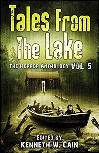 Tales From the Lake, Vol. 5  cover by Ben Baldwin