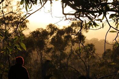 Leanganook Sunrise by Torah Dowling