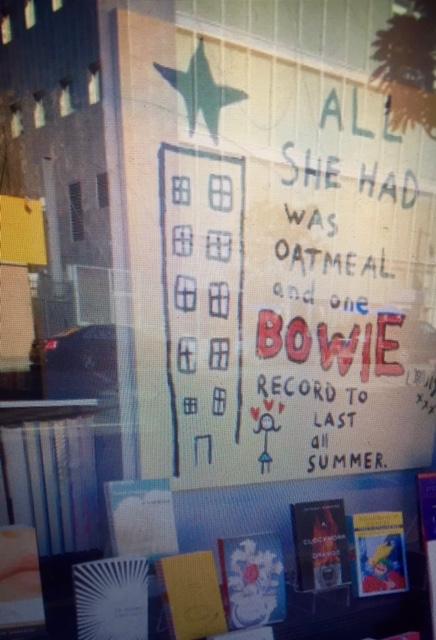 I heart Book Soup.  R.I.P. David Bowie.
