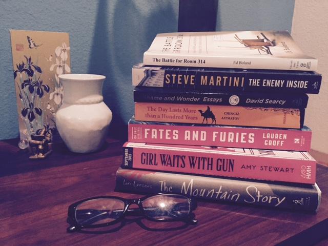 Bedside Reading   September 12, 2015