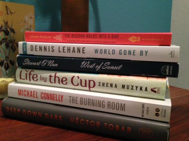 Bedside Reading   October 24, 2014
