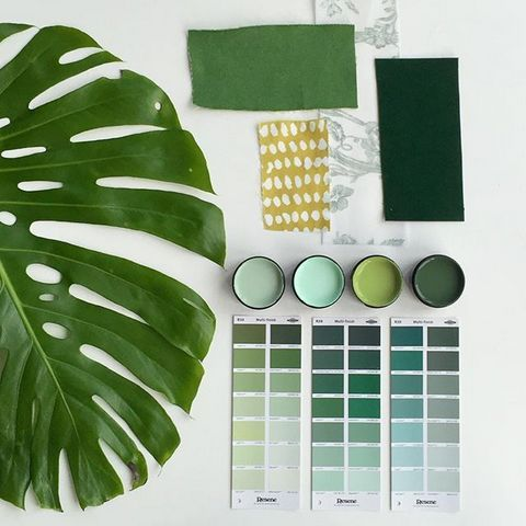 Mood Boards - Whi Hue works for You?