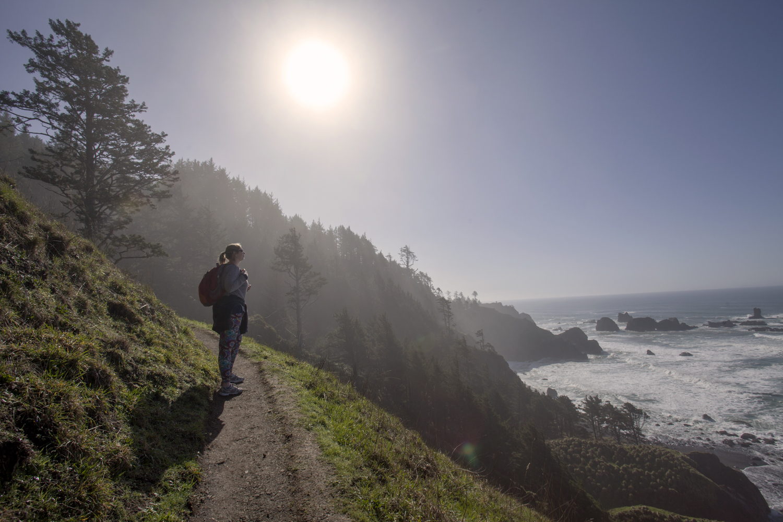 Indian Beach Trail Head, Oregon Coast
