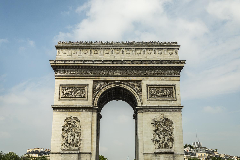 Arc de Triopmhe.