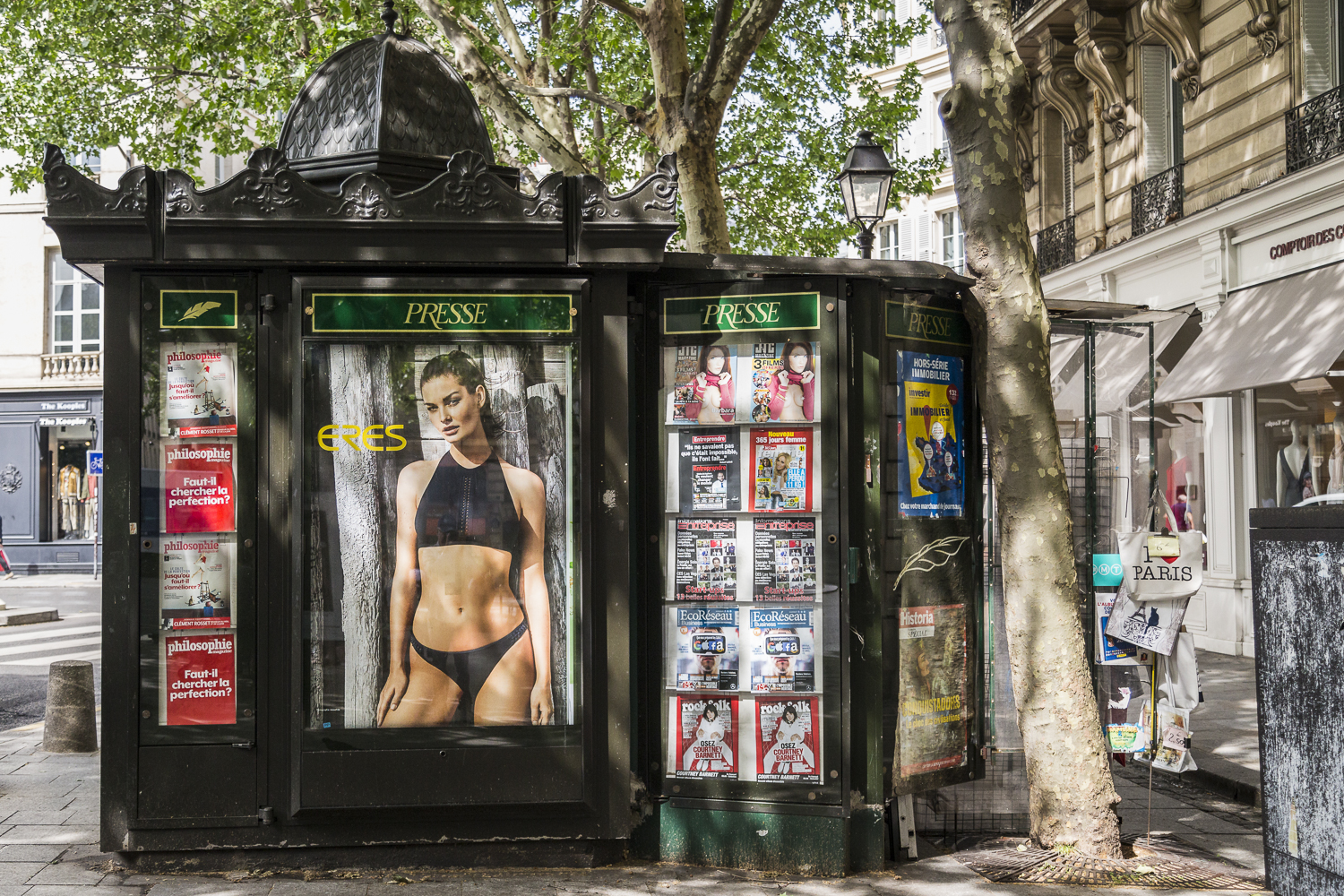 French advertising. Oh lala!