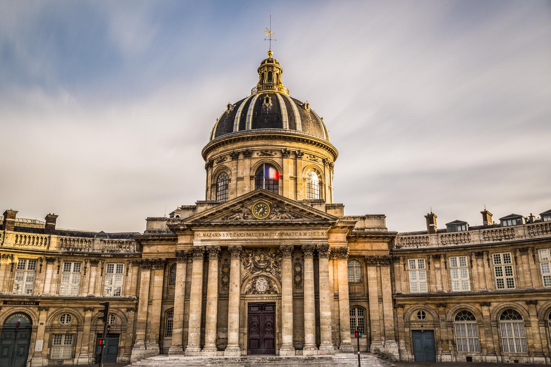 Paris, oh la la.