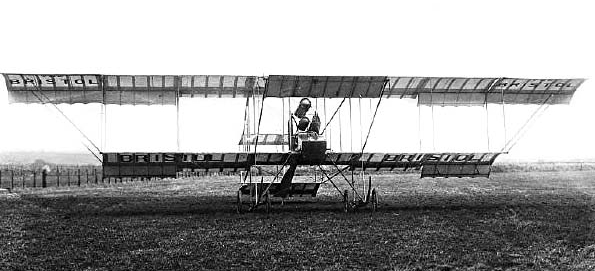 Bristol Boxkite Biplane