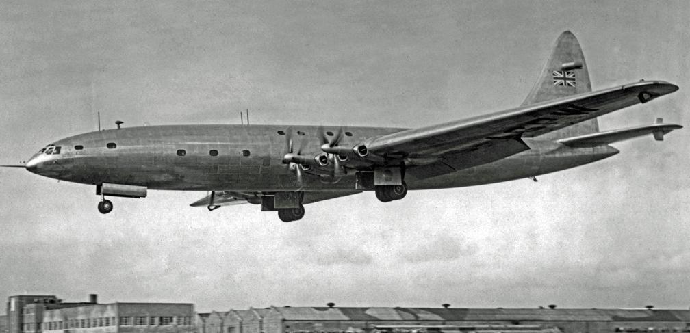 Bristol 167 Brabazon Mk1 aircraft