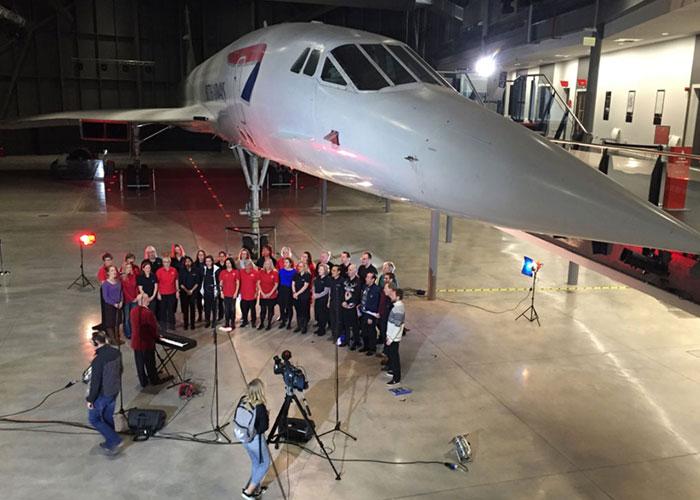 Press opportunities at Aerospace Bristol