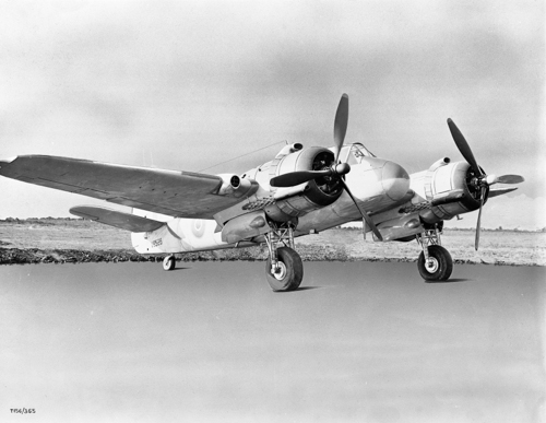 30 April 1943 - A Bristol Beaufighter VIF of No. 600 Sqn crewed by Flt Sgt Downing and Sgt Lyons shot down five Ju52 troop carriers near Setif in N. Africa. The action lasted just 10 minutes.Credit: BAE Systems