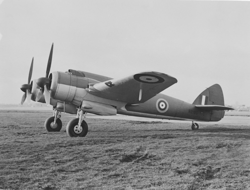 12 June 1942 - Coastal Bristol Beaufighter of No. 236 Sqn flown by pilot Flt Lt Ken Gatward accompanied by observer FS George Fern flew a daylight operation over occupied Paris in WW2 and dropped a Tricolour flag onto the Tomb of the Unknown Soldier that was collected by the French Resistance. Afterwards the same crew shot up the German Admiralty headquarters in Paris and dropped a second flag on its doorstep.Credit: BAE Systems