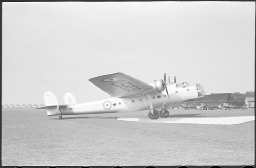 23 June 1935 - Bristol Bombay troop carrier made its first flight. It subsequently entered RAF service with Nos. 216, 117, 267 and 271 Sqns in transport and light bomber roles. It was the first Bristol aircraft to use aluminium alloy construction.Credit: BAE Systems