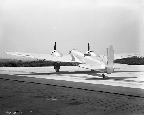 25 June 1936 - Bristol Blenheim Mk I prototype (Type 142M) made its first flight. After successfully completing flight trials at Martlesham Heath, production for the RAF was cleared for December 1936. Orders were subsequently received for 584 airframes fitted with Type BI Mk 1 gun turrets. The Blenheim I and IV were the only aircraft to serve in every Command of the RAF and in every theatre of WW2.Credit: BAE Systems