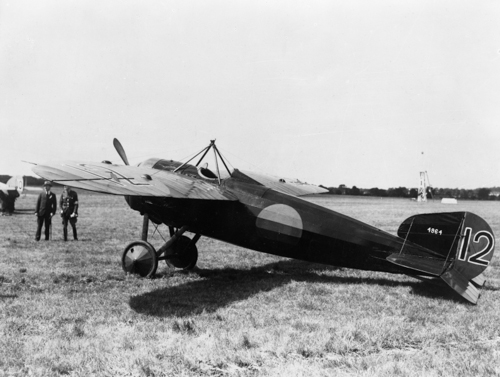 16 September 1918 - The Bristol M.1 monoplane was a British fighter of WW1. Thirty-three M.1Cs served in the Middle East and the Balkans in 1917–18, while the rest were used by UK-based training units. One pilot of the M.1Cs that served on the Macedonian Front was Captain Frederick Dudley Travers DFC of No. 150 Squadron RAF, the only ace on this type. He scored the last five of his victories between 2 and 16 September 1918, possibly all in the M.1C serial number C4976. The Fokker D.VII, widely regarded as the best German fighter of its day, shot down on 16 September 1918Credit: BAE Systems