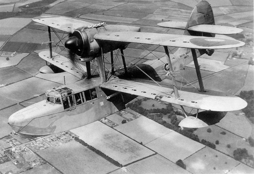 23 September 1938 - The first flight of the Supermarine Sea Otter took place. It was an amphibian aircraft and was the last biplane flying boat to be designed by Supermarine; it was also the last biplane to enter service with the RN and the RAF. It was not until January 1942 that the Air Ministry placed a production order. The Sea Otter was used by both the RAF and the RN for air-sea rescue and patrol roles. It was powered by 1 × Bristol Mercury XXX radial piston engine, 965 hp (720 kW). Of the 592 aircraft ordered, only 292 were built due to the end of the Second World War. It was flown by a total of 10 RAF Squadrons and Flights.Credit: BAE Systems via Brooklands Museum