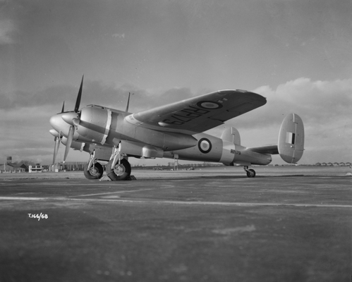 27 October 1944 - The Bristol Buckmaster, an advanced trainer operated by the RAF during the 1950s, first flew powered by 2 × Bristol Centaurus VII 18-cylinder radial engines, 2,585 hp (1,880 kW) each. It was considered the