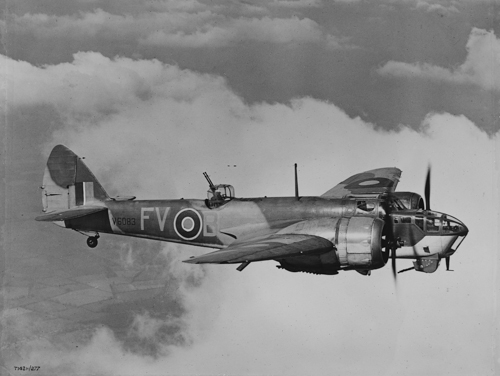 16 November 1940 - Bristol Blenheims and Vickers Wellingtons, each powered by two 1,000 hp (750 kW) Bristol Pegasus XVIII radial piston engines, of the Western Desert Air Force attacked targets deep inside enemy territory, and Westland Lysanders (powered by a Bristol Mercury XII, Perseus XII or Mercury XX or 30 engine) and Bristol Blenheims provided complete reconnaissance of Italian defences at Sidi Barrani during WW2.Credit: BAE Systems
