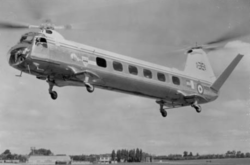 3 January 1952 - Prototype Type 173 twin-rotor helicopter made its first hovering flight at Filton. The Type 173 evolved into the Type 192 helicopter that later entered RAF service as the Bristol Belvedere.Credit: BAE Systems