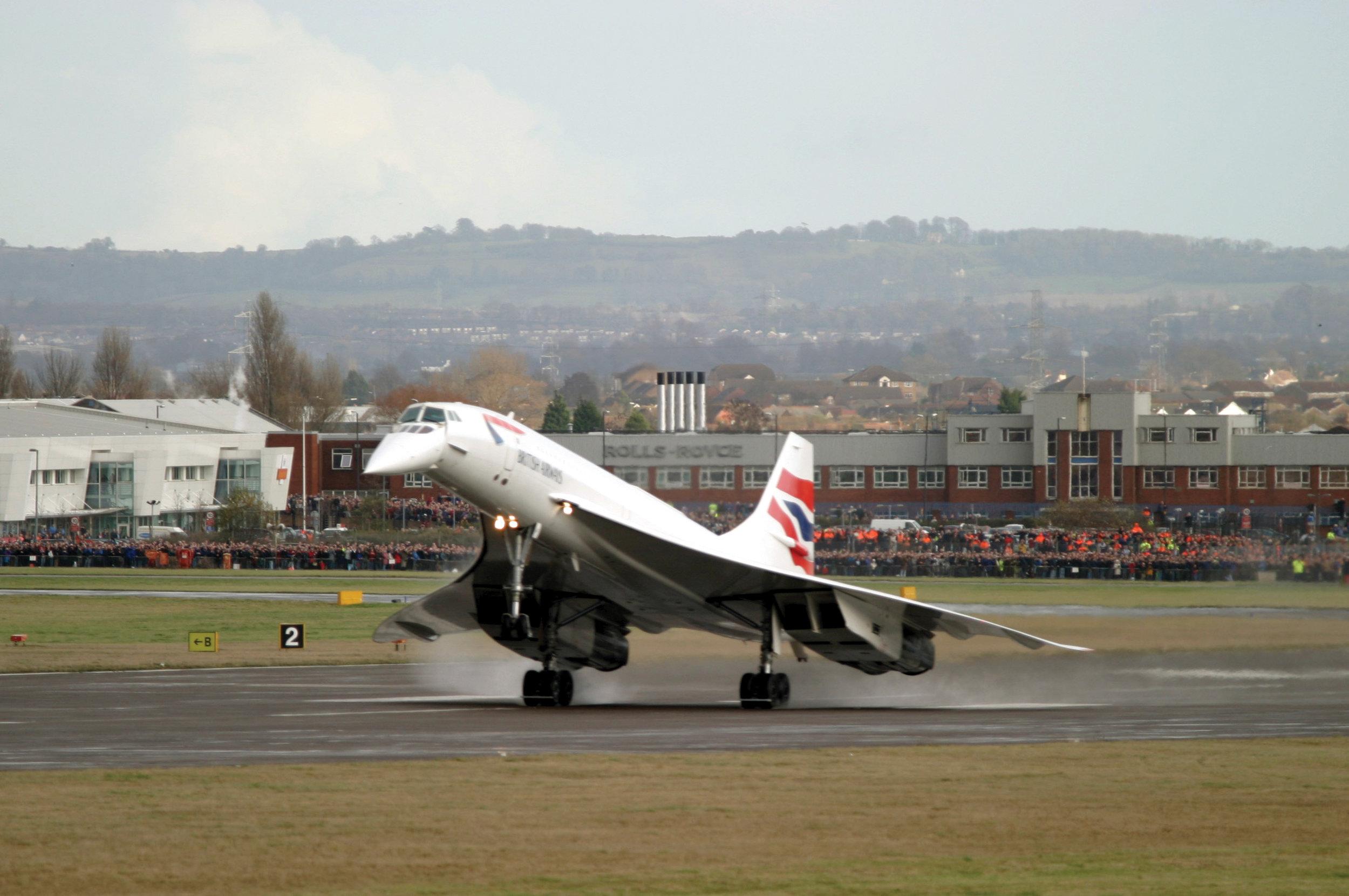Concorde5o Anniversary Appeal