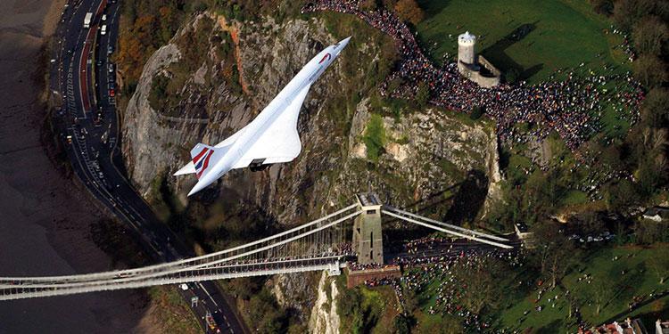 Concorde Memory Map