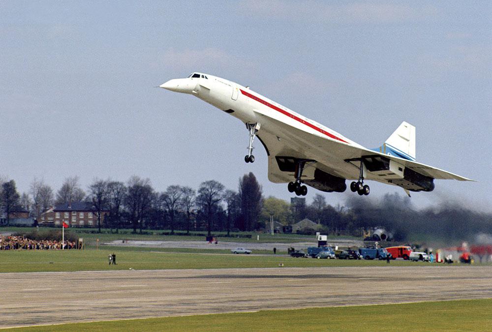 Concorde 9 April