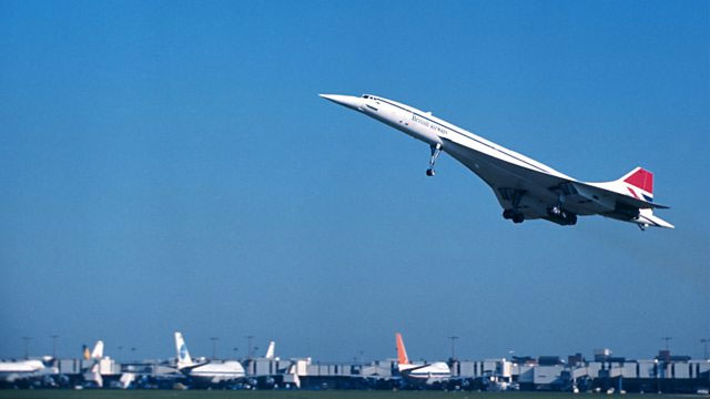 BBC Four - Concorde: A Supersonic Story