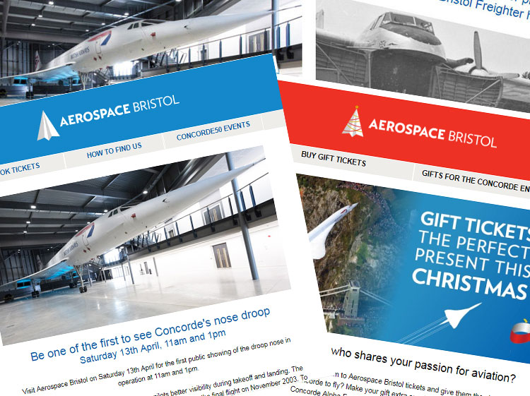 Stay up to date with Aerospace Bristol