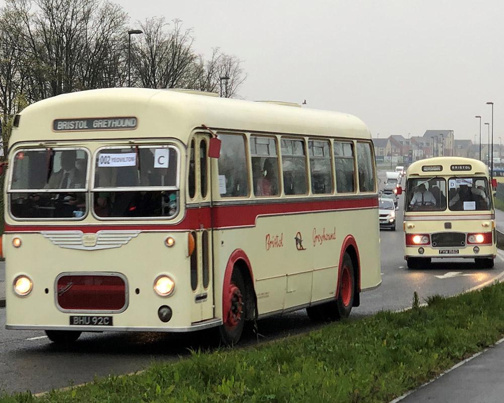 Bristol buses
