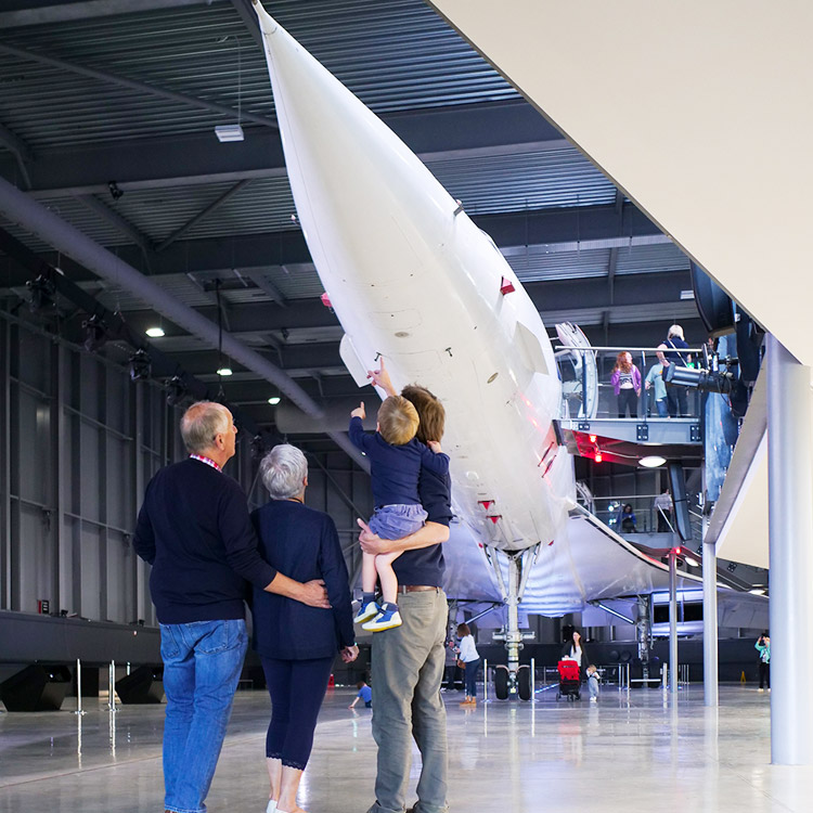 Support Aerospace Bristol with a gift in your will