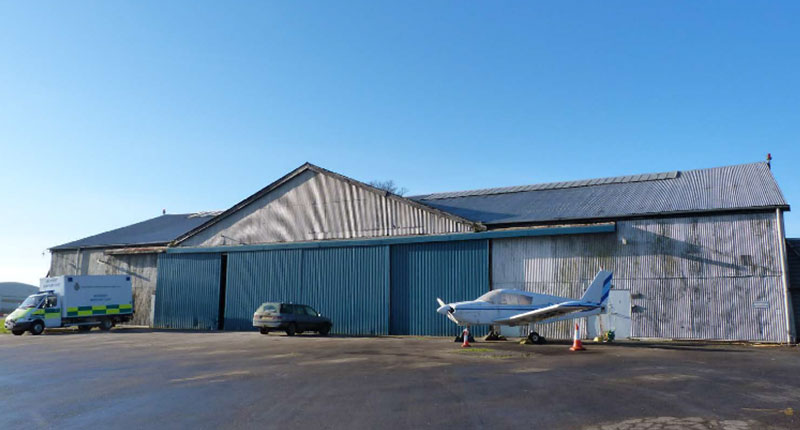 Hangar 16M