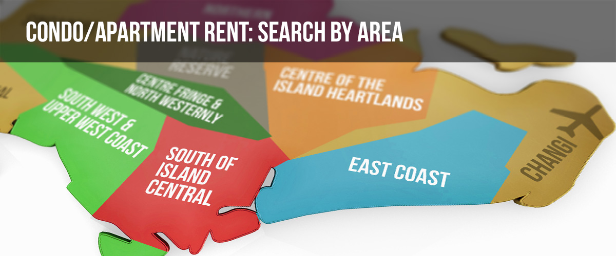 Search Condo By Districts