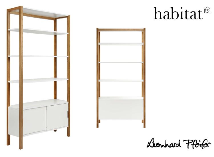FARRINGDON BOOKCASE, available from Habitat France
