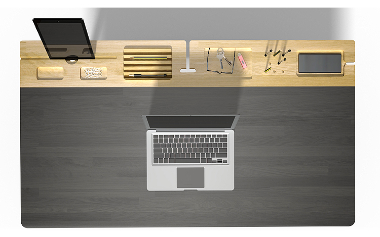 Another rendering of the Jalaka desk