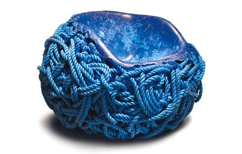 Blue Rope Meltdown