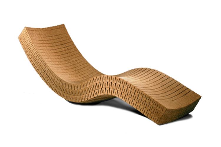 Cortica chaise longue