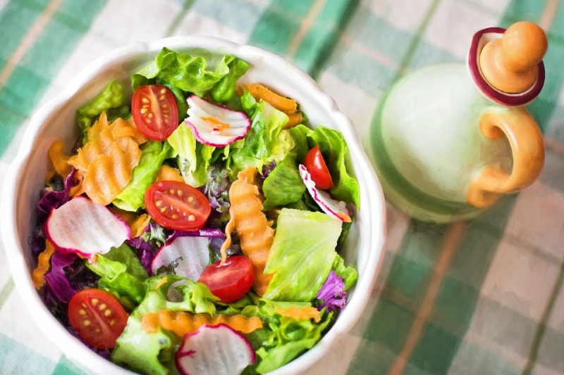 Add more raw food into your diet -
