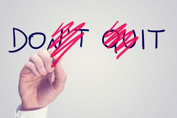 Don't Quit. Do It.