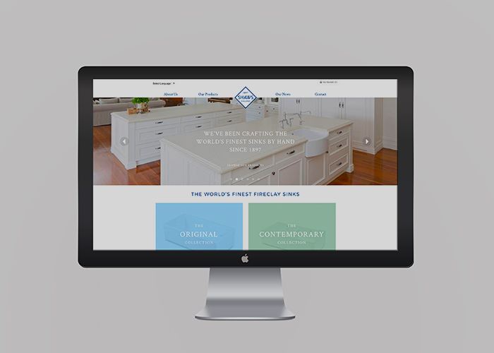 SHAWS OF DARWEN –  Designing a modern online perience for a traditional brand.   VIEW PROJECT