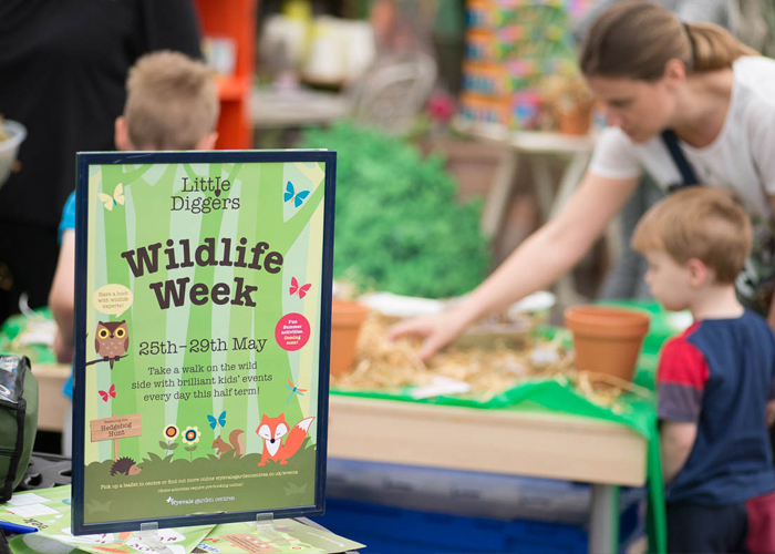 - Who?–Little Diggers is a national sub-brand and kids club designed to inspire, educate and give customers additional reasons to visit Wyevale Garden Centres and encourage children to become dedicated gardeners.