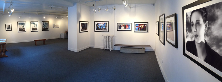 Exhibition view - The Leyton Gallery of Fine Art