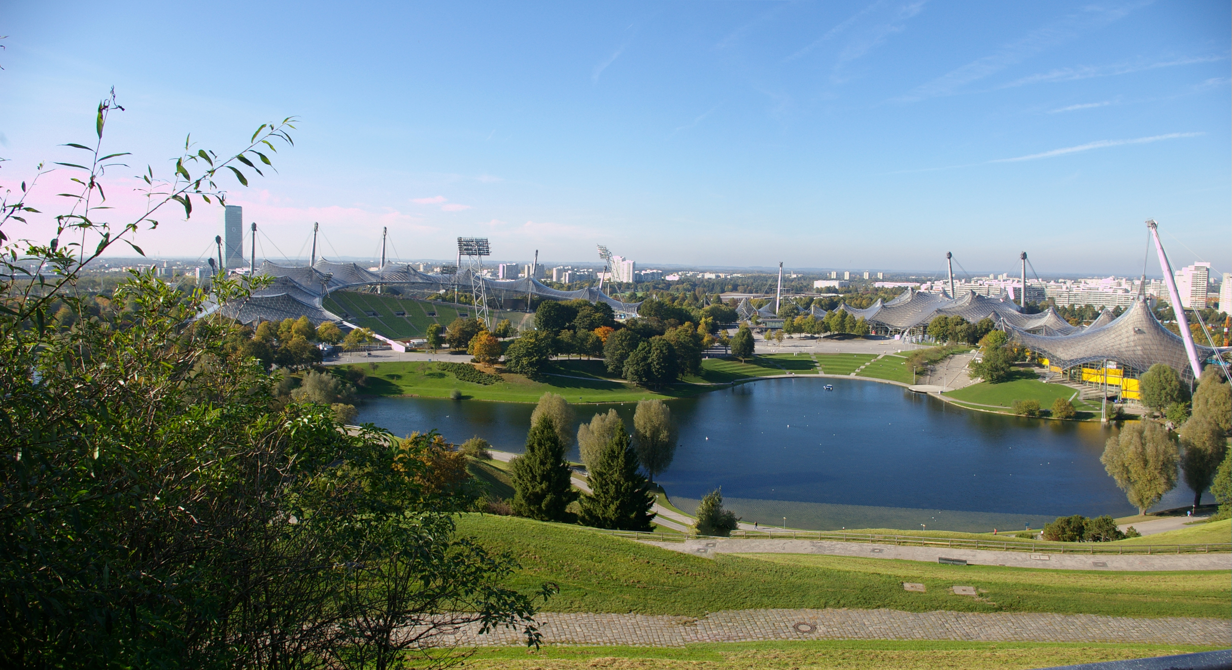It's in Munich and it sure is pretty.