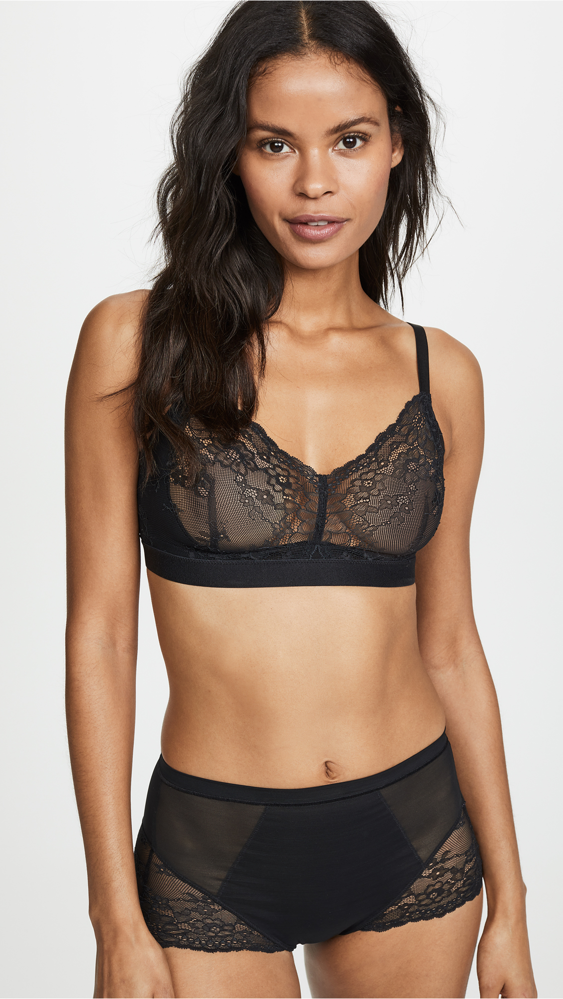 SPANX SPOTLIGHT ON LACE BRALETTE $48